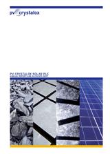 PV Crystalox Annual Report 2007