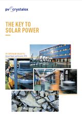 PV Crystalox Annual Report 2010
