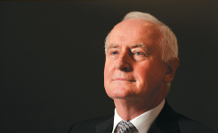 Michael D Parker CBE, Non-executive Director