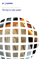 PV Crystalox Annual Report 2012